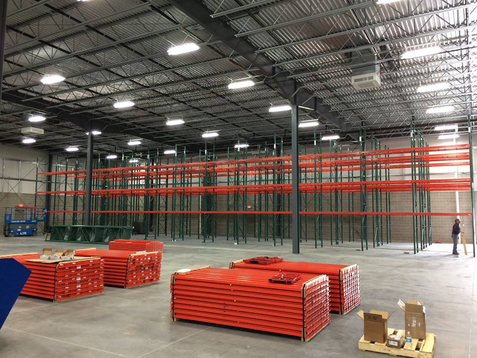 Mossberg Expands Fulfillment Center – Mossberg and Company Inc